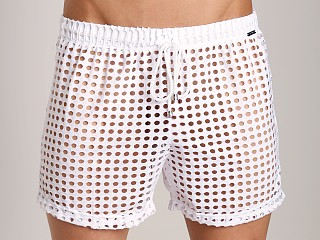 You may also like: Tulio Lounge Shotgun Mesh Short White