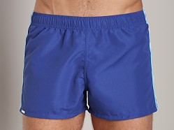 Tulio Active Side Detail Short Royal