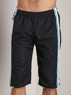 Tulio Active Side Detail Long Short Black