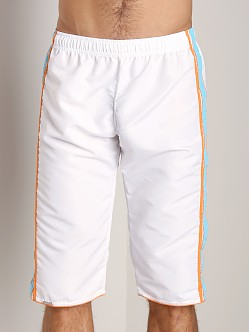 Tulio Active Side Detail Long Short White
