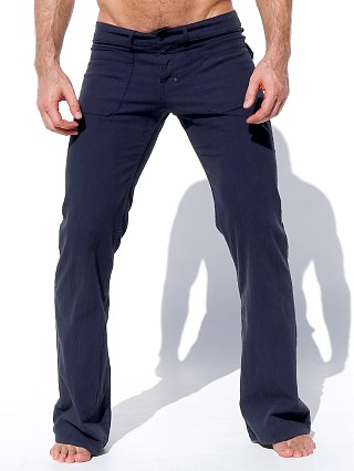 Complete the look: Rufskin Ranger Stretch Cotton Twill Flare-Leg Pants Twilight
