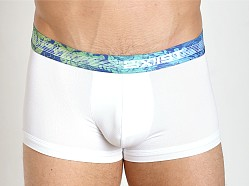 2xist Tropic No-Show Trunk White