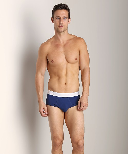 Wood Classic Brief Navy