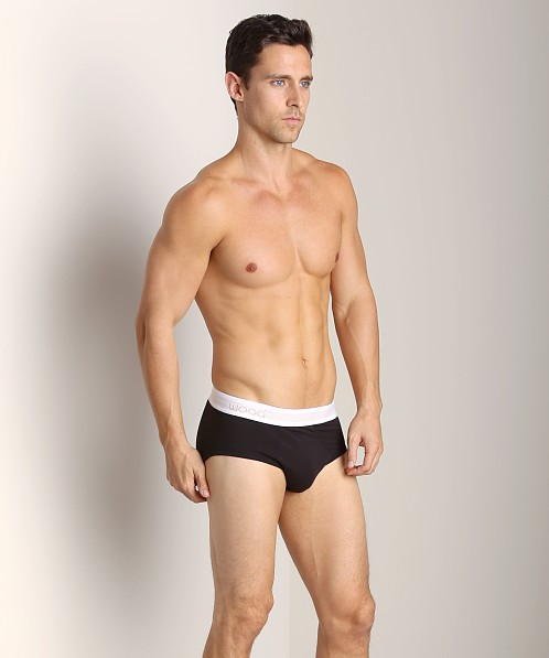 Wood Classic Brief Black