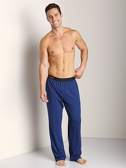 Wood Lounge Longpant Navy