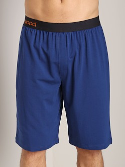 Wood Lounge Shortpant Navy