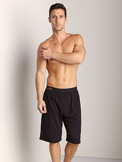 Wood Lounge Shortpant Black