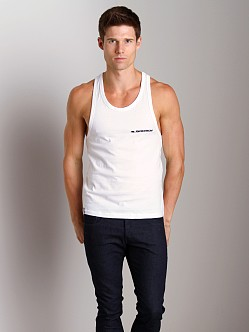Bad Boy Muscle Shirt White