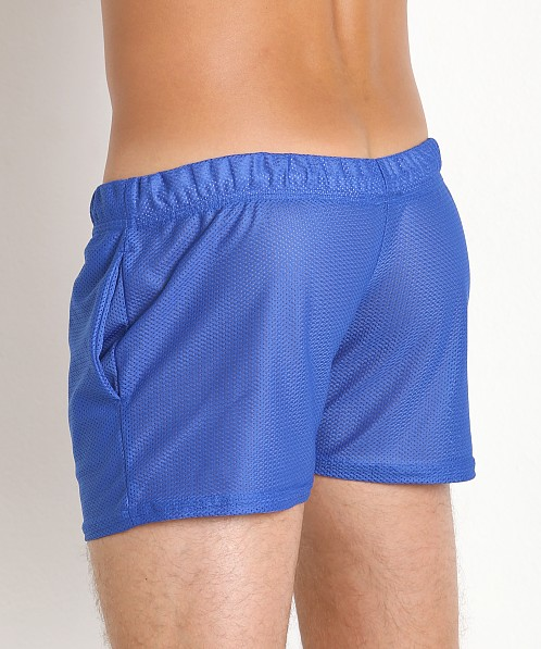 McKillop Shadow Sports Mesh Shorts Royal