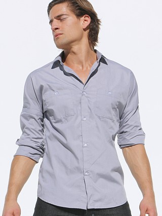 Complete the look: Rufskin Tashi Sleeve Button Down Fitted Shirt