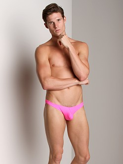 CockSox Enhancing Swim Brief Hot Pink
