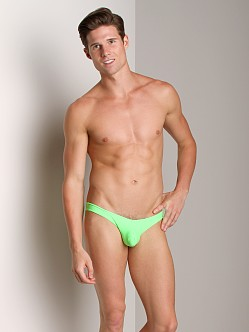 CockSox Enhancing Swim Brief Lime