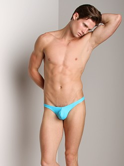 CockSox Enhancing Swim Thong Wahoo Blue