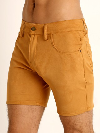 You may also like: LASC Stretch Suede 5-Pocket Shorts Congac