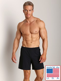 Sauvage Workout Short Black/Khaki