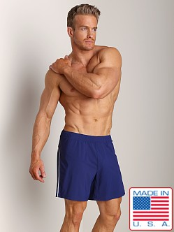 Sauvage Workout Short Navy/Pearl