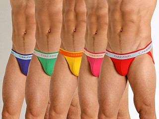 You may also like: Calvin Klein The Pride Edit Jock Strap 5-Pack