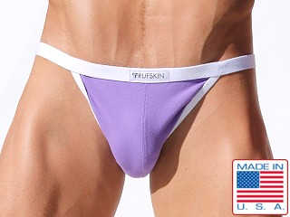 Rufskin Europa Cotton/Spandex Sports Brief Grape