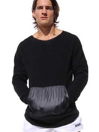 Complete the look: Rufskin Polar Fleece Kimono Longsleeve Shirt Black