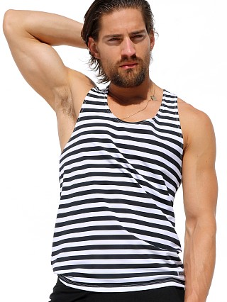 You may also like: Rufskin Break Striped Athletic Tank Top Black