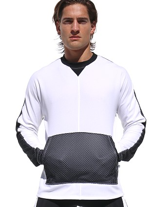 You may also like: Rufskin Ray Longsleeve Mesh Sport Top White