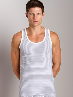 2xist Sail Tank Top Pewter Grey