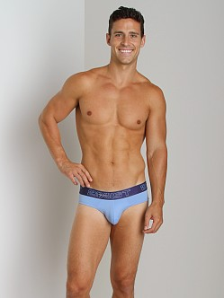 2xist Touch Ultra Contour Pouch No-Show Brief Chalk Blue