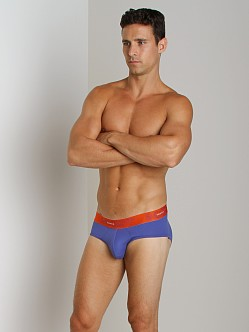2xist Touch Ultra Contour Pouch Brief True Blue