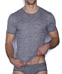 C-IN2 Hand Me Down Crew Neck Shirt Ash Heather, view 1