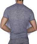 C-IN2 Hand Me Down Crew Neck Shirt Ash Heather, view 2