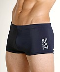 Emporio Armani Classic Swim Trunk Dark Navy, view 3