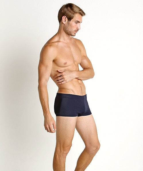 Emporio Armani Classic Swim Trunk Dark Navy