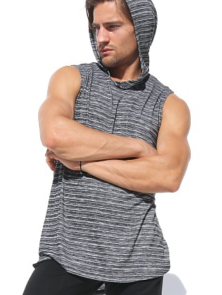 Complete the look: Rufskin Lance Rayon Knit Sleeveless Hoodie