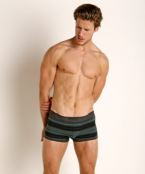 Hugo Boss Stripe Trunk Black