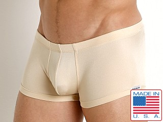 Rick Majors Power Spandex Trunk Tan