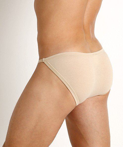 Rick Majors UltraLite Stretch Cotton Sports Brief Tan