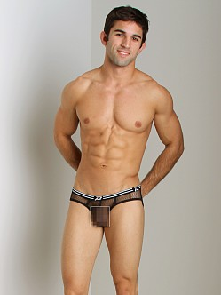 Pistol Pete Web Mesh Brief Black