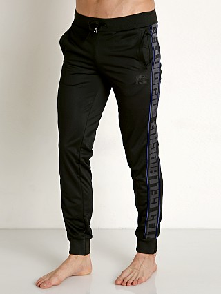 Complete the look: Cell Block 13 Arena Track Pant Black/Blue