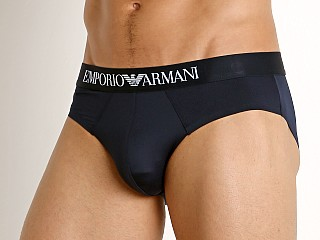 You may also like: Emporio Armani Bonding Microfiber Brief Marine
