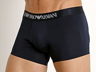 Emporio Armani Bonding Microfiber Trunk Black