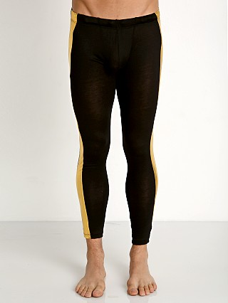 Complete the look: Go Softwear Hard Core Golden Leggings Black/Gold