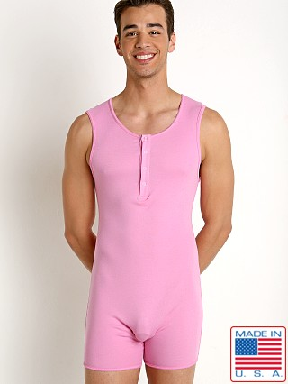 Go Softwear California Guy Onesie Deep Pink