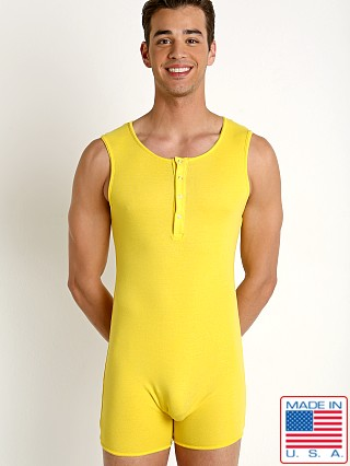 Go Softwear California Guy Onesie Sunshine Yellow