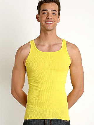 Complete the look: Go Softwear California Guy Ribbed Tank Top Sunshine Yellow