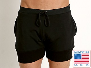 Go Softwear California Guy Dock Short Black