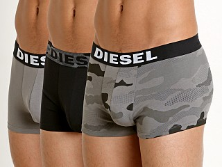 Complete the look: Diesel Shawn Trunk 3-Pack Camo/Black/Grey