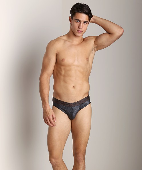 Gregg Homme Bronco Briefs Steel