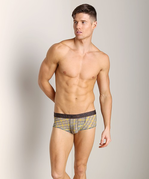 Gregg Homme Rodeo Boxer Briefs Yellow
