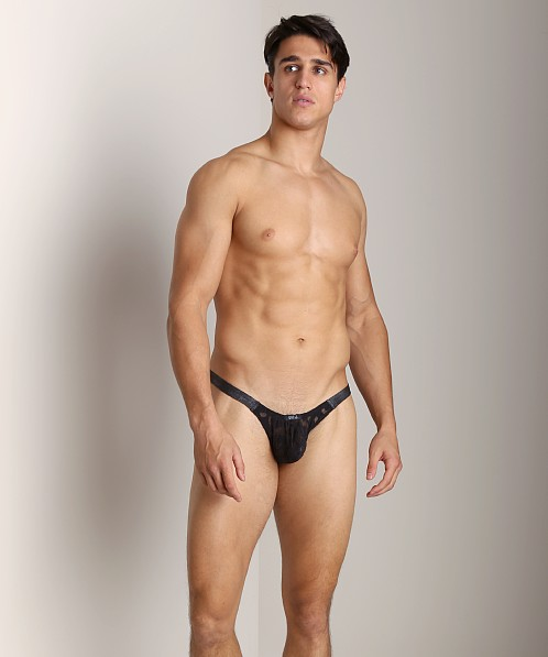 Gregg Homme Cowboy Thong Steel