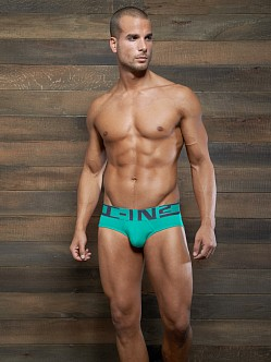 C-IN2 Prime Low No Show Brief Galac Green